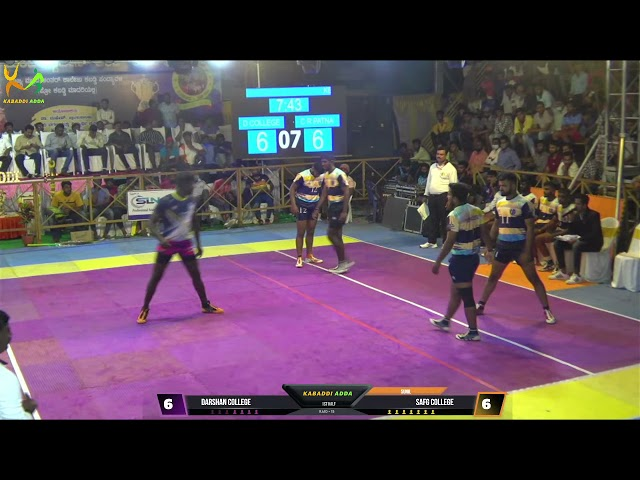 Kempe Gowda 2021   Match: 12