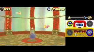 Sonic Lost World ~ 3DS [Part 3 ~ Tropical Coast Zone / Special Stage 7 / Boss: Master Zik ~ S Rank]