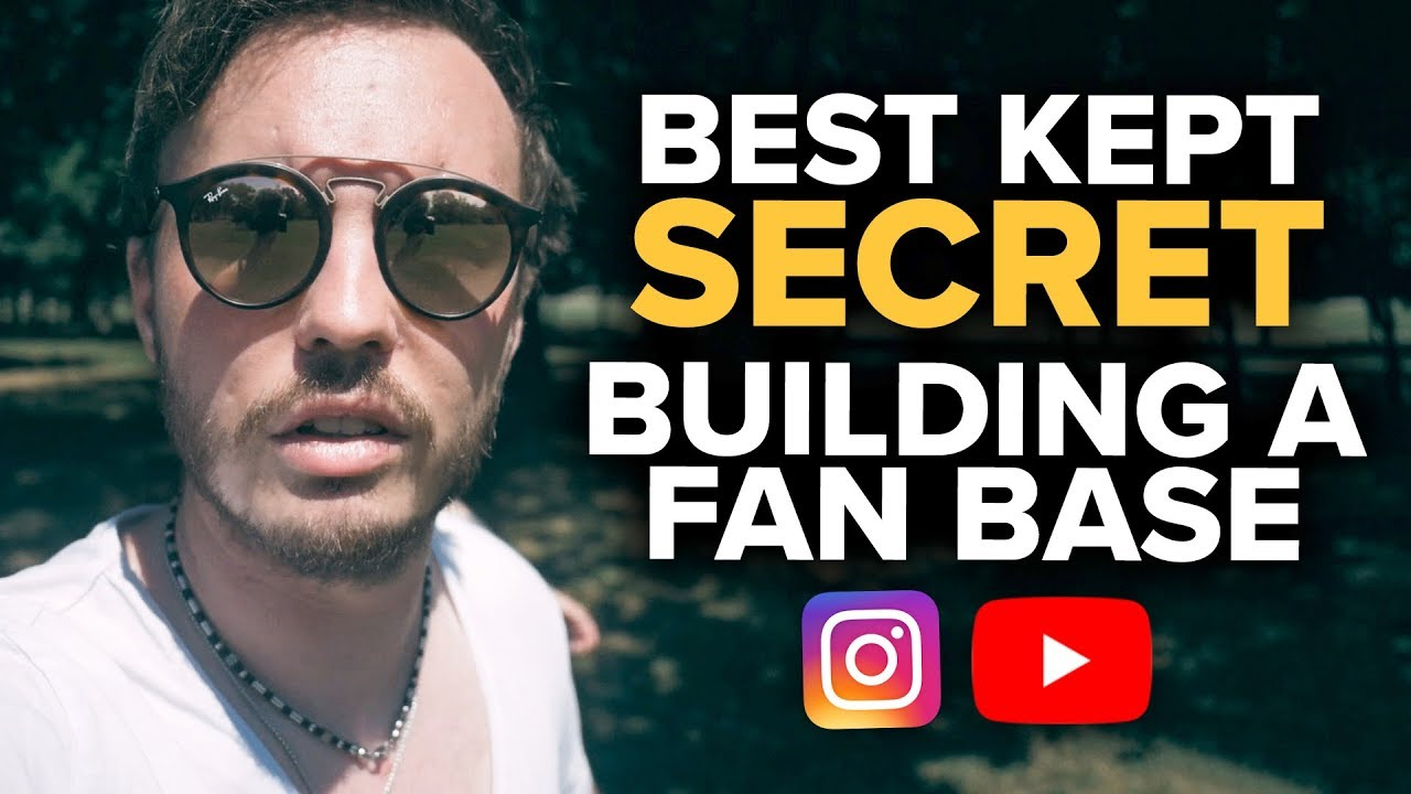 How To Build A Fanbase Online - HINT: It all comes down to one thing...