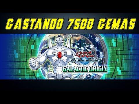 Galactic Origin - 7500 gemas :v