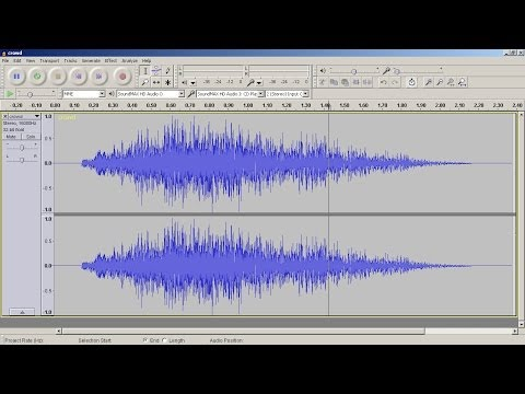 Converting MP3 to WAV Trigger audio