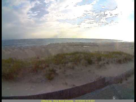 LIShore Point Lookout Webcam F view October 13, 2016
