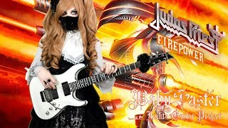 【Judas Priest】 - 「Firepower」 GUITAR COVER (Full Instrumental) † BabySaster