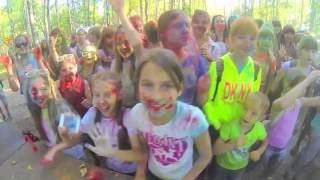 Фестиваль ярких красок г.Бор