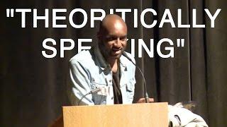 "Virgil Abloh - ""Theoretically Speaking"" at Rhode Island School of Design"