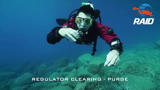 REGULATOR CLEARING - PURGE METHOD