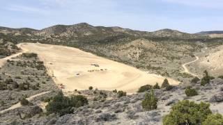 Heap Leach Overlook - Clifton Mining