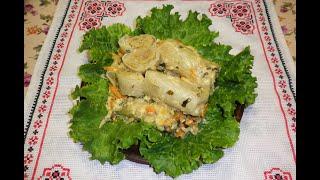 Голубцы с картошкой / Картофельные голубцы / Голубці з картоплею /Домашние рецепты/Горячая закуска.