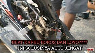 Beat Karbu Boros Dan Loyo
