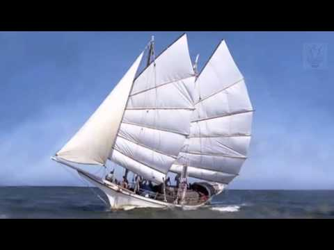 Malay JONG Ship | Naga Pelangi Schooner