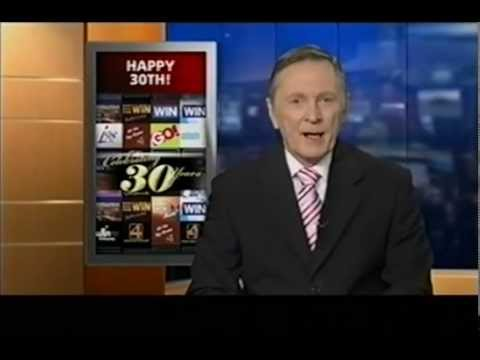 Bruce Gordon's 30 Years at WIN Television 27 Aug. 2009.