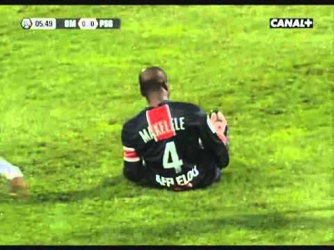 OM 2-4 PSG (10ème Journée de Ligue 1 2008-2009)