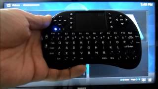 Video Review: i8 Wireless Keyboard - The Almost Perfect Kodi/XBMC Keyboard download MP3, 3GP, MP4, WEBM, AVI, FLV Desember 2017