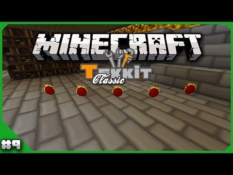 Minecraft - Tekkit Classic - Episode 9 - Creating Red Matter