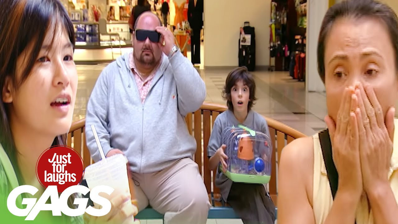 Best of Mall Pranks Vol. 8