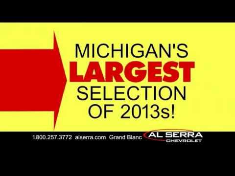 Al Serra Chevrolet   Tent Sale Grand Blanc MI Flint MI
