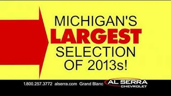 Al Serra Chevrolet - Tent Sale Grand-Blanc MI Flint MI