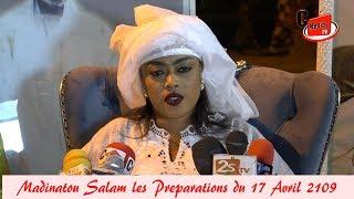 PREPARATION DU 17 AVRIL DECLARATION  DE SOKHNA AIDA ET DE ADJA SALIOU