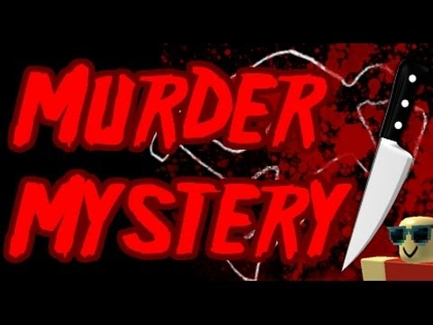 murder mystery game in roblox