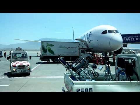 FLIGHT REPORT - LATAM Santiago de Chile a Lima airbus a321 cc-beg