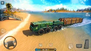 Off The Road Titan Truck Driving - Android iOS Gameplay