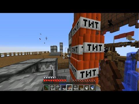 Minecraft TNT WARS #6 'NEW MAP!' with Vikkstar & Friends (Minecraft Mini-Game)