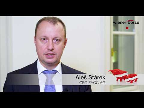 Austrian Stock Talk: FACC CFO Stárek talks business Q2/2017 - Trailer