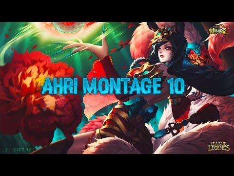 AHRİ MONTAGE 10 - Hi im Âhri