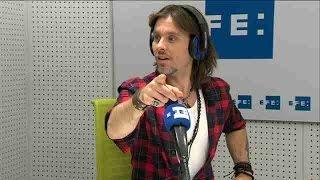 """Javián de OT presenta una canción """"No somos héroes"""" a Eurovisión"""