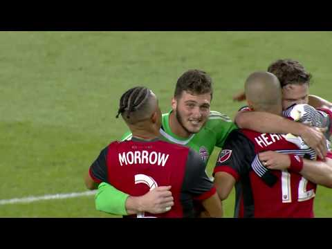 Match Highlights: New England Revolution at Toronto FC - June 23, 2017