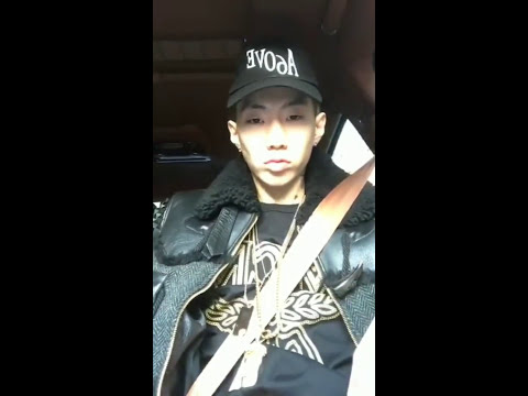 170203 Jay Park IG Live in his Bentley + Answers Qns + Speaks Spanish, French + more ~
