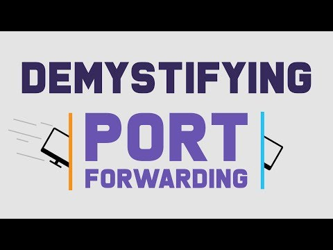 PORT FORWARD ANY ROUTER (EASIEST METHOD | 2019) - YouTube