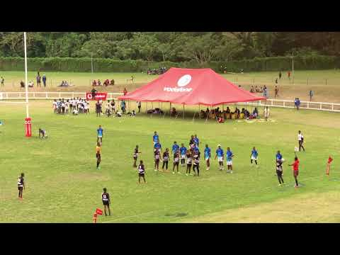 2019 U13 Tier 1 Finals Suva Bluez Vs Kadavu