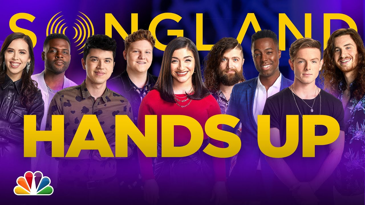 "Songland's Season 2 Writers and Musicians Present ""Hands Up"""