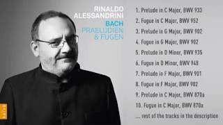 Rinaldo Alessandrini  - Prelude in C Major, BWV 870a