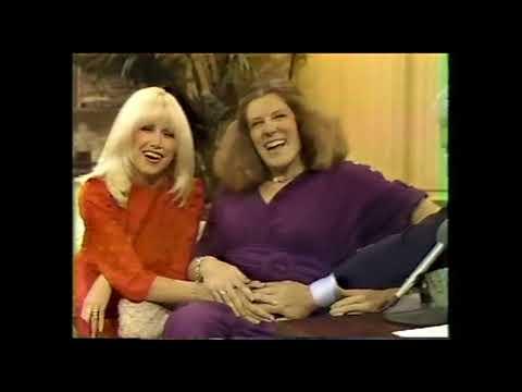 Mimi Kennedy on Merv Griffin  1982