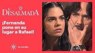 La Desalmada: ¡Fernanda amenaza a a Rafael con una escopeta! | C- 19 3/3