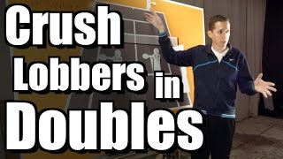 How To Crush Lobbers in Doubles