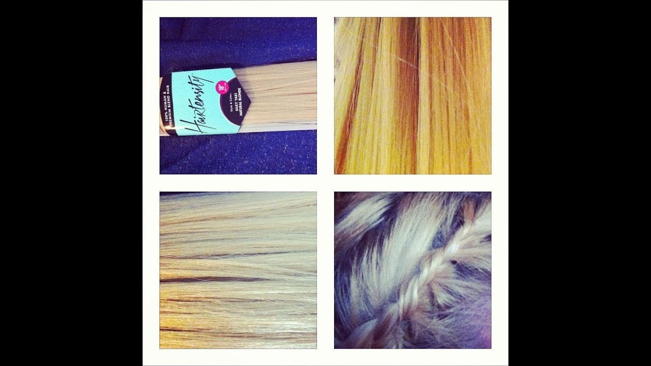 Hairtensity Sally Beauty Supplies New Hair Extensions Youtube