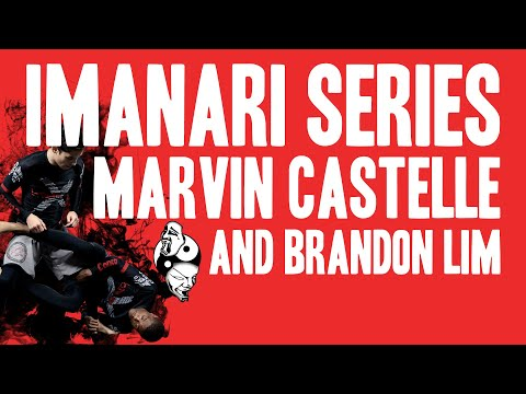 Imanari Roll Series with Marvin Castelle and Brandon Lim