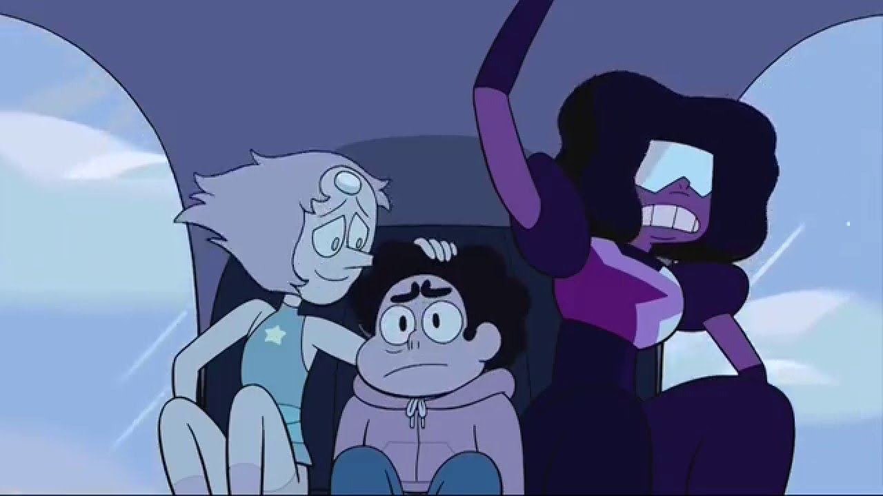 steven universe week of new episodes in january promo youtube