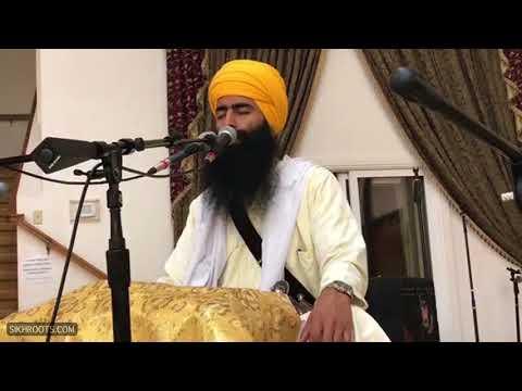 Bhai Sukha Singh UK   Fremont 02 July 2017   Saiskriti Slok Katha