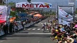 TVes - Llegada etapa 3 de la Vuelta al Táchira 2014