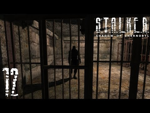 S.T.A.L.K.E.R. - Shadow Of Chernobyl. #12 - Пленник Серёга
