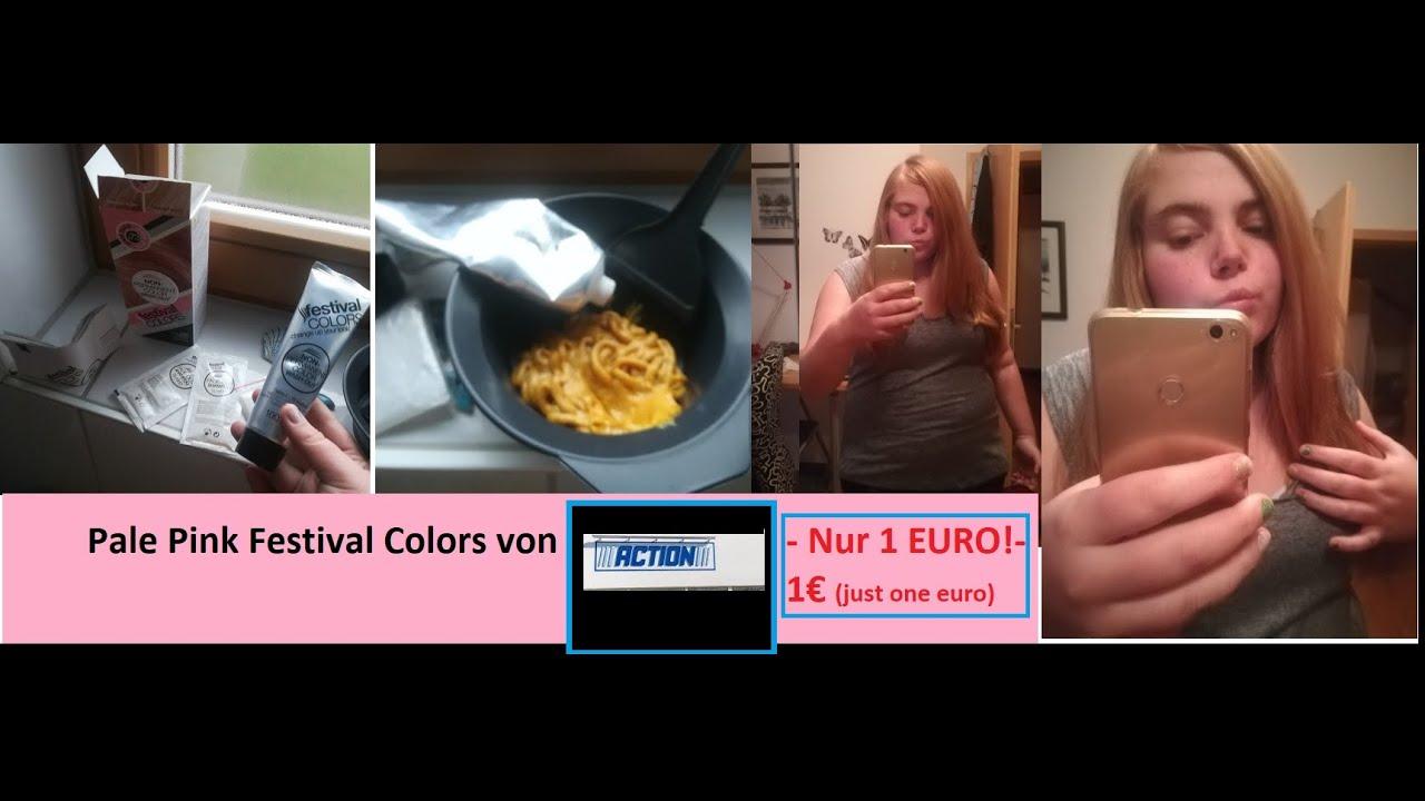 Meine Neue Haarfarbe Pale Pink Pastell Rosa 29052019 Haare Färben Für 1