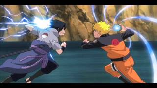 Naruto Shippuden Ultimate Ninja Impact/Storm Generations Light And Darkness Extended