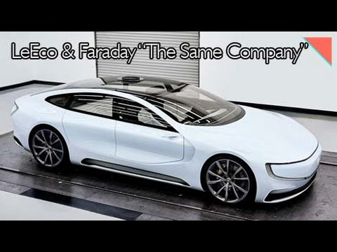Faraday Future & LeEco Partnership, NAFTA Bigger Than China - Autoline Daily 1860
