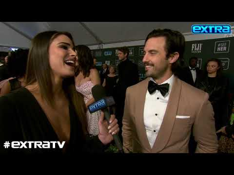 Milo Ventimiglia Gushes Over 'This Is Us' Co-Stars