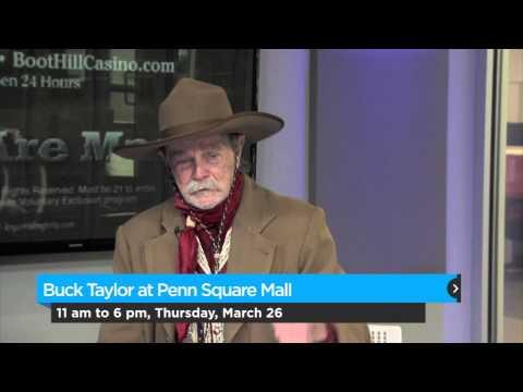 Buck Taylor talks Gunsmoke, the cowboy way