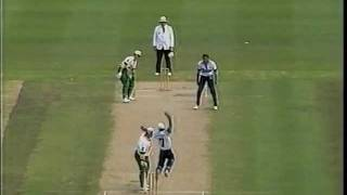 """THE"" MOST AMAZING BALL EVER BOWLED IN CRICKET HISTORY"